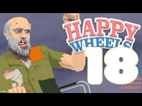 HAPPY WHEELS: Episodio 18
