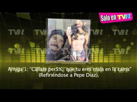 Eiza González confiesa que tuvo relaciones con el hermano de Pepe Díaz