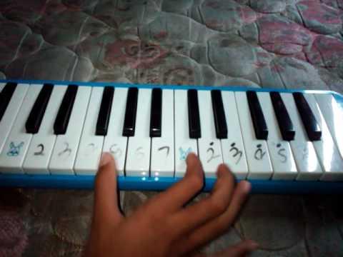 Not pianika upin ipin