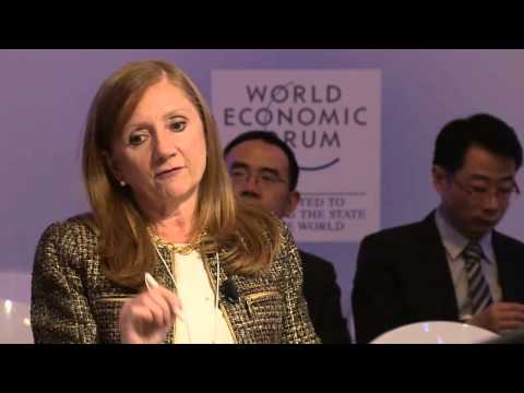Davos 2015 - Forum Debate Geo economic Competition