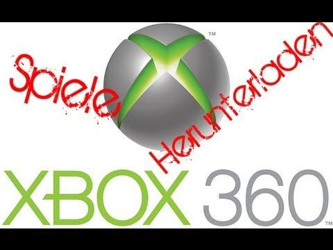 Tutorial: XBOX 360 Spiele herunterladet und installation Xbox360