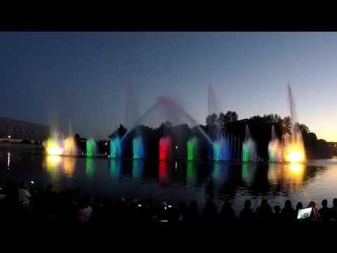 Вінницькі фонтани 27 05 2018