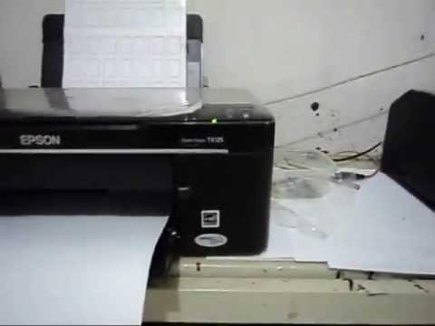 Adesivos de unhas impressos em impressora comum Music Videos