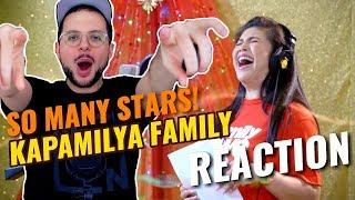 Christmas Station ID 2018 - Family Is Love | Recording Lyric Video | REACTION