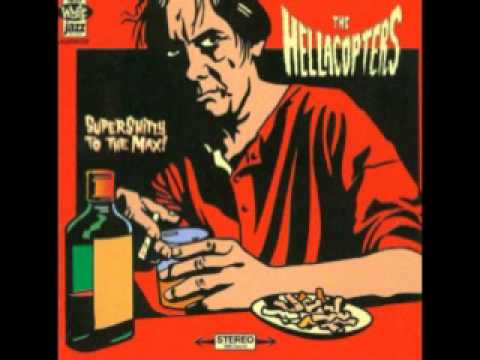 Hellacopters - Fire Fire Fire