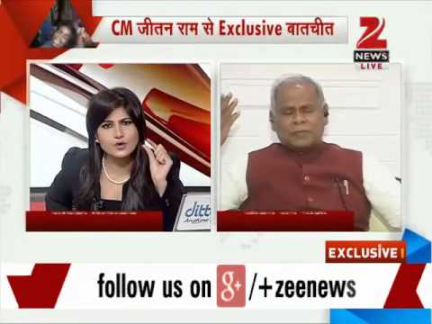 Patna stampede: Exclusive interview with Bihar CM Jitan Ram Manjhi