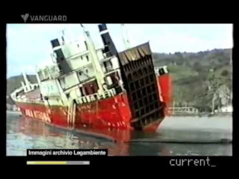 Le navi dei veleni 1_2 -  (documentario Current Tv)