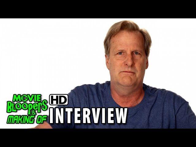 Steve Jobs (2015) Behind the Scenes Movie Interview - Jeff Daniels is 'John Sculley'