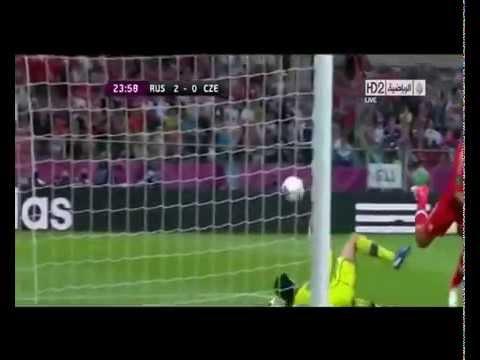 Россия-Чехия. 4:1