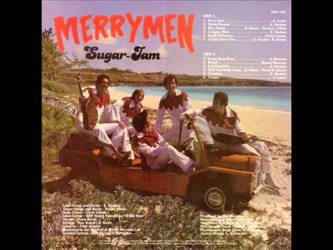 The Merrymen of Barbados - LP Discography
