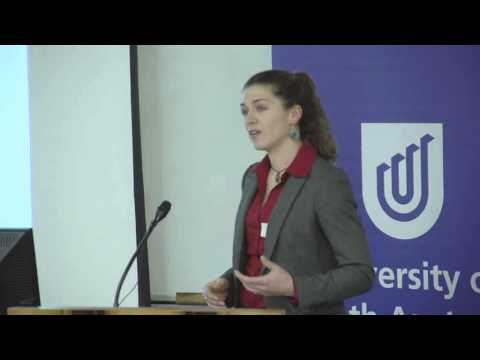 3 Minute Thesis Division of Health Sciences Finals - University of South Australia