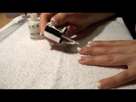 How to do a Perfect French Manicure