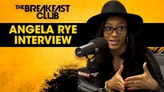 Angela Rye Talks Midterm Elections, Kanye With Trump + More
