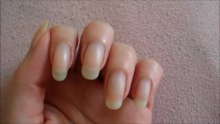 Our model scorpioncina is back: new video with bare long nails (video 12)