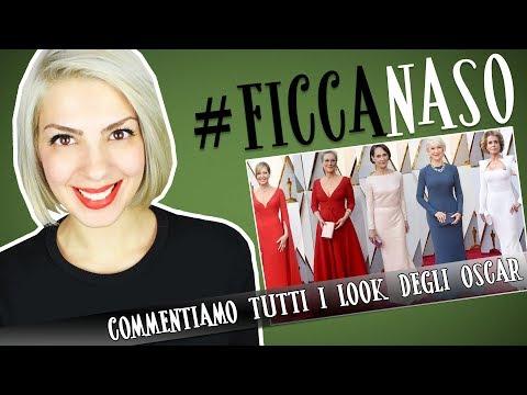 Oscar 2018: I look TOP E FLOP! #Ficcanaso