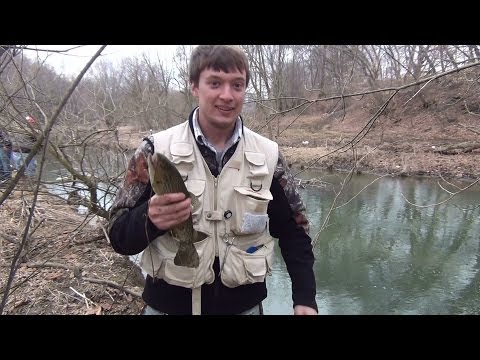 Trout Fishing Opening Day Pennsylvania 2014