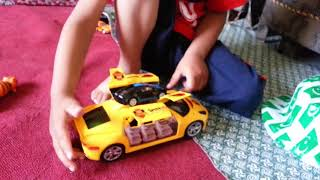 Kids Car Show  Kids Car Toys  Kids Car Video baby playing with car