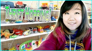 THRIFT HOPPING - Disney Princess, Peppa Pig, My Little Pony, Care Bears and More!