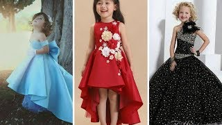 #Latest Party Wear Dress# Designs Collection for  kids  #2018 trending now