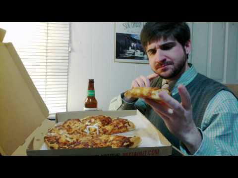 Spicy Karl Assessment - New Pizza Hut Menu (Pretzel Pizza and Sriracha Pizza)