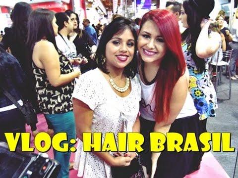 Vlog: Hair Brasil 2015 Part: 1