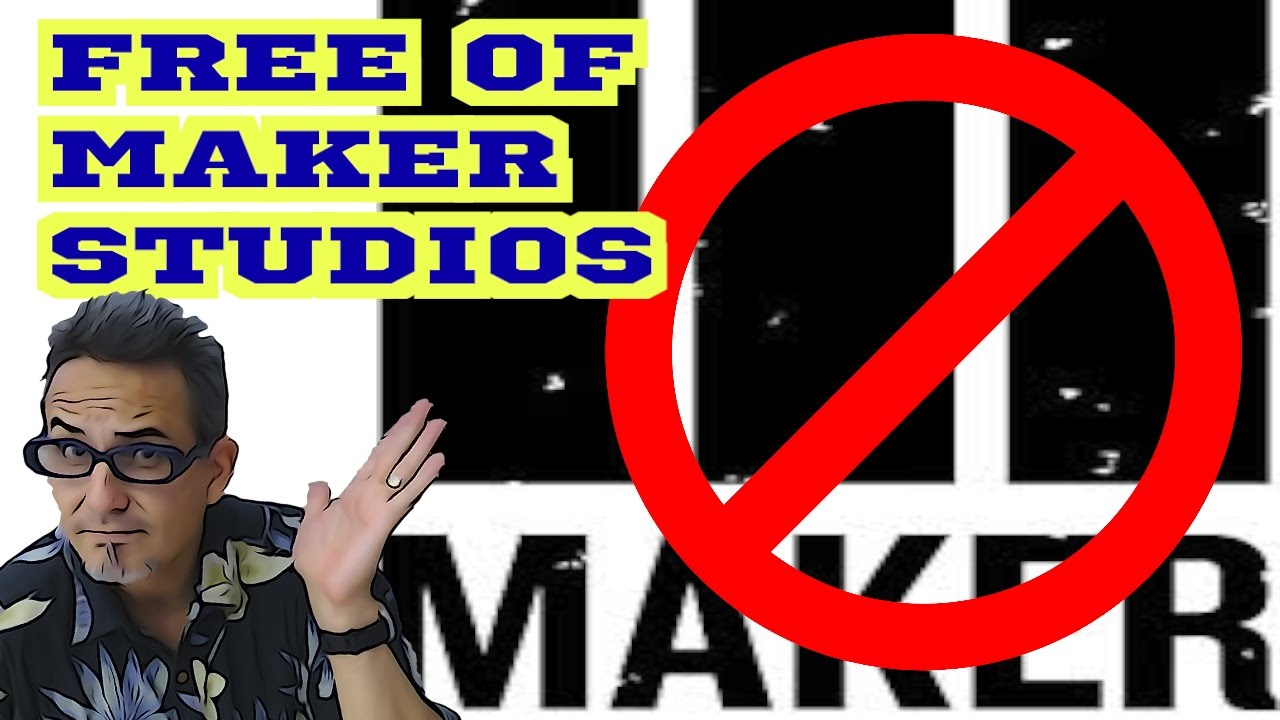 Uncoupling From Maker Studios Youtube