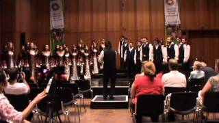 Boğaziçi Jazz Choir - Bir Dalda İki Elma (arr. Muammer Sun), World Choir Championships