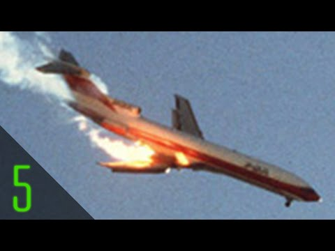5 Most Haunting Plane Crashes Caught on Camera