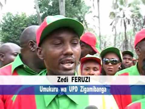 Burundi: Enterrement d'un membre de l'UPD assassiné
