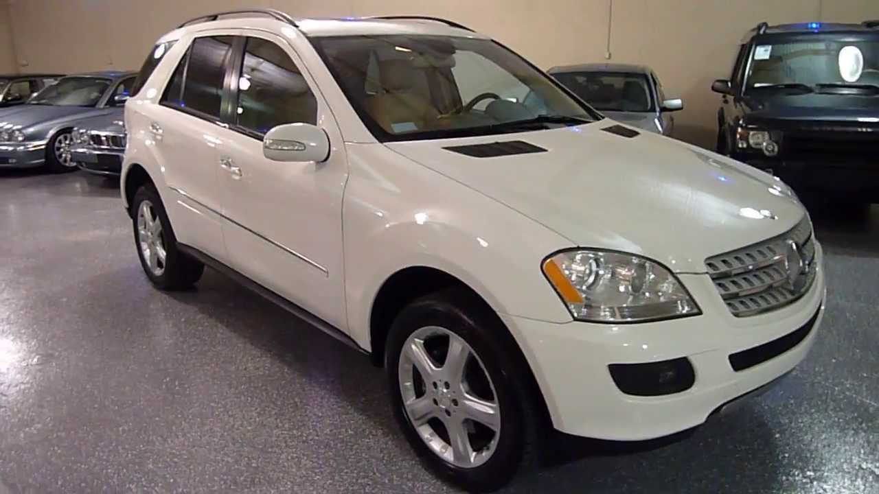 2008 mercedes benz ml350 4matic 4dr 3 5l sold 2255 for Mercedes benz ml 350 2008