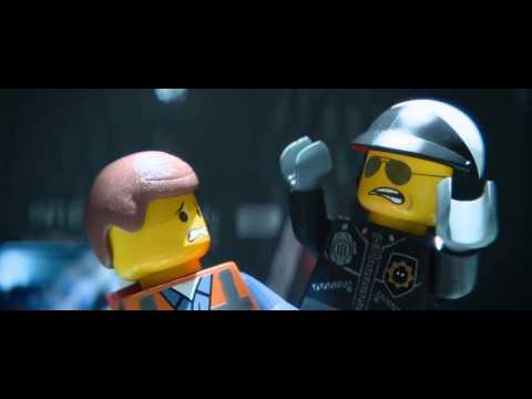 Lego Movie Interrogation Scene 1080p Hd