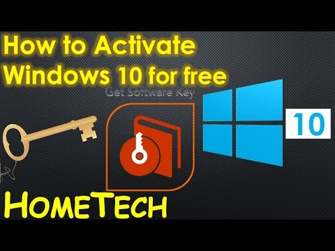 How to activate windows 10 without any key 100% working | Dec 2017