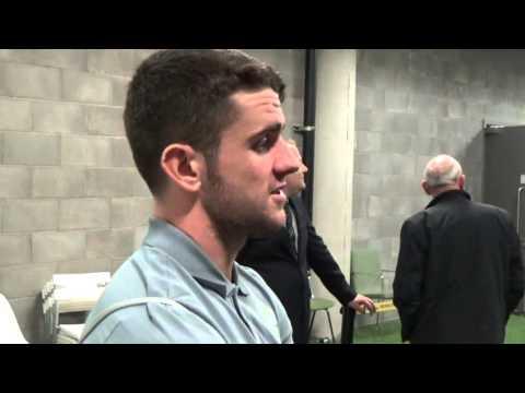 Robbie Brady and Jon Walters Post-Match Rep of Ireland v Bosnia Herzegovina