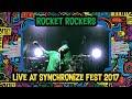 Rocket Rockers live at SynchronizeFest - 6 Oktober 2017