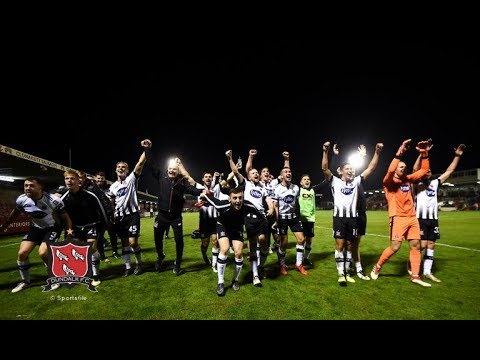 Highlights | Cork City 0-1 Dundalk FC | 21.09.2018