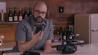 04. How-To: Canon XF400 and XF405: Audio Recording