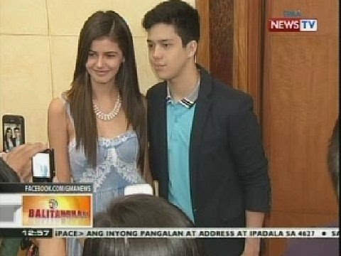 BT: Janine Gutierrez at Elmo Magalona, inamin na exclusively dating na sila