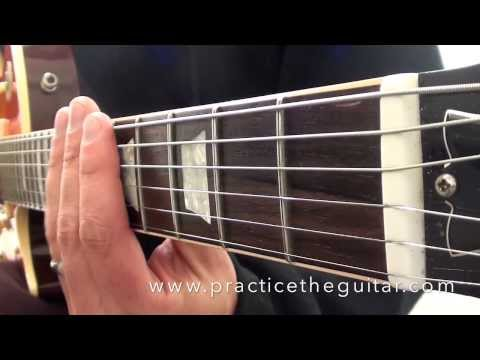Guitar Chords for Electric Power