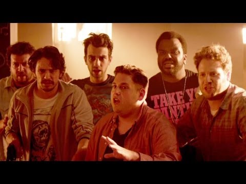 This Is The End Trailer - James Franco, Seth Rogen
