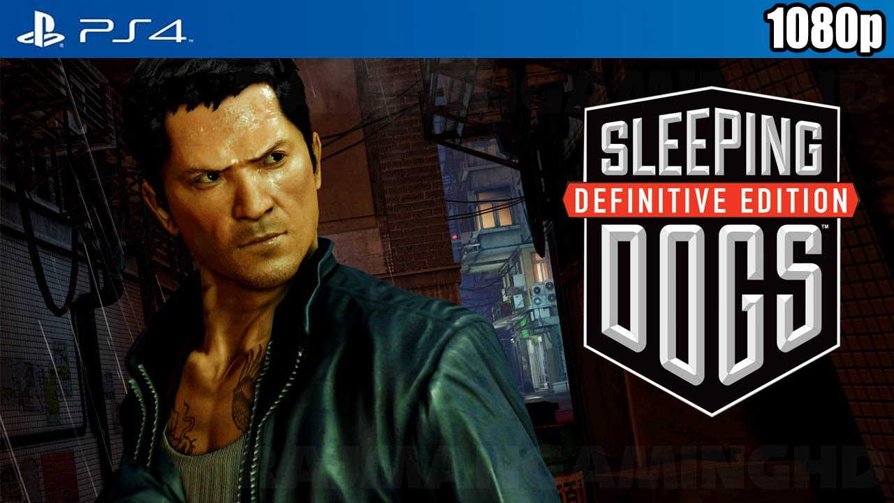 Sleeping Dogs Definitive Edition PS4 First 60 Minutes Gameplay 1080p TRUE HD QUALITY