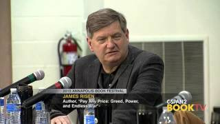 James Risen, 2015 Annapolis Book Festival - Panel on Terrorism