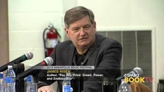 James Risen, 2015 Annapolis Book Festival - Panel on Terrorism