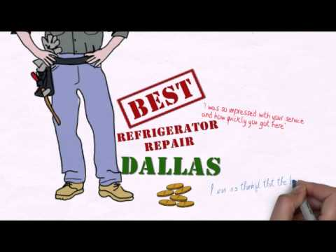 Refrigerator Repair Dallas - (972) 521-1996