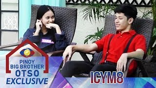 ICYM8: Karina at Aljon nagiging malapit sa isa't-isa | Pinoy Big Brother OTSO Exclusive