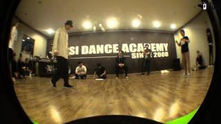 PRIDE OF POP&LOCK VOL 1 POPPIN SIDE quarterfinal (1) MADA vs 강지은