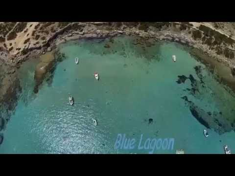 Alkion Glass Bottom Boat (Cyprus travel video) - Ciprus üvegfenekű hajóval