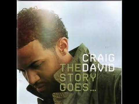 Craig David - Never Should Have Walked Away