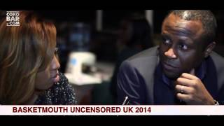 Basketmouth Uncensored UK Highlights Part B