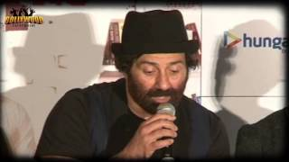 I Love New Year - I Love New Year | First Look Event | Sunny Deol, Kangana Ranaut