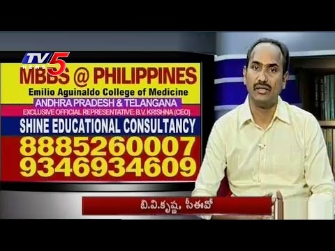 MBBS in Philippines | Shine Educational Consultancy | Study Time | TV5 News